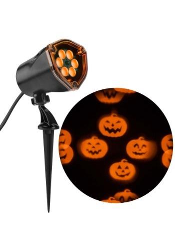Decoración de proyección de juego de luces de Jack O'Lantern