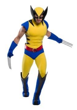Disfraz Premium Marvel de Wolverine para hombre talla extra