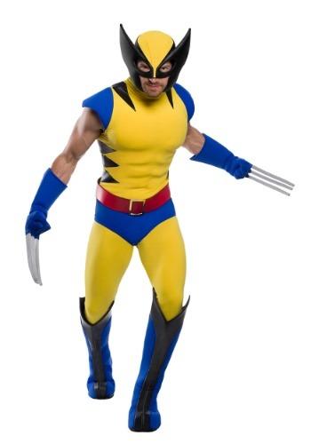 Disfraz de Marvel Wolverine Premium para hombre