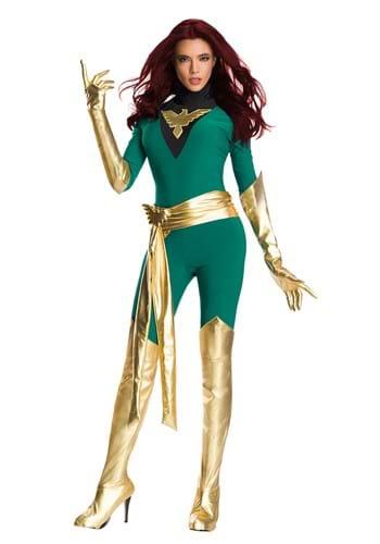 Disfraz de Marvel Jean Gray Phoenix para mujer premium