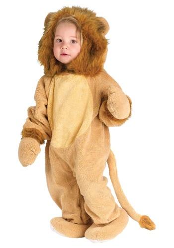 Disfraz de león abrazable infantil
