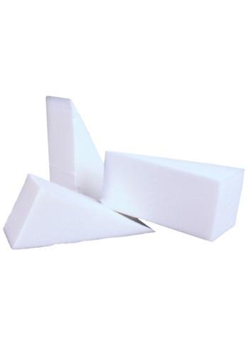 Paquete de esponja de espuma triangular sin látex 6