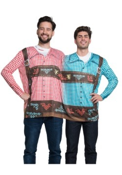 Camiseta Oktoberfest de manga larga para 2 personas