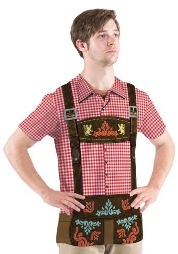 Camiseta de manga corta Oktoberfest para hombre