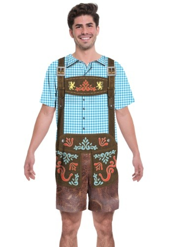 Disfraz de Oktoberfest Romper 2 Person