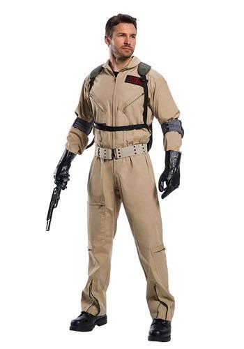 Disfraz de cazafantasmas premium para hombre