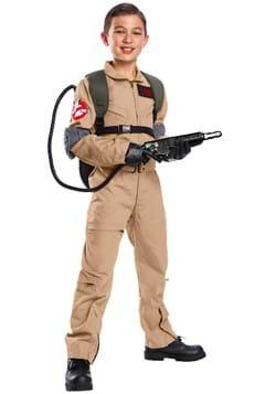Disfraz de cazafantasmas premium para niños