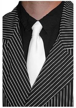 Corbata blanca del gángster