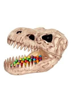 "Tazón dulcero de cráneo T-Rex 7.5"""