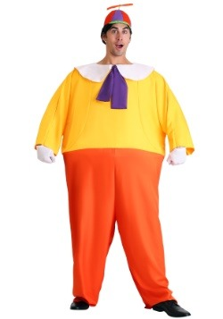 Disfraz de Tweedle Dee / Dum para adulto