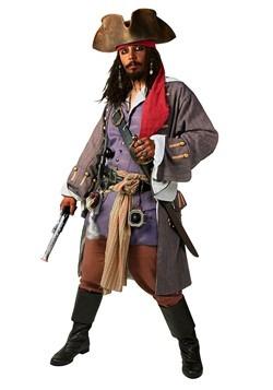 Disfraz de Pirata del Caribe realista