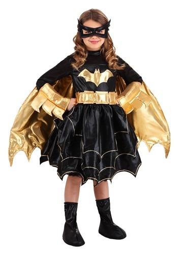 Disfraz para niña Deluxe de Batgirl de DC Comics