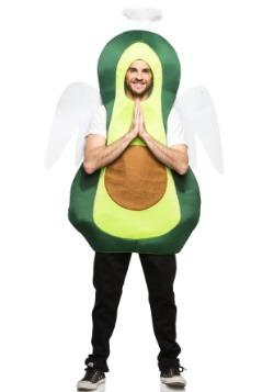 Disfraz de guacamole para adulto