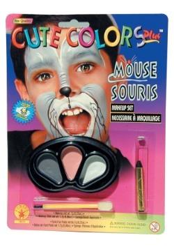Kit de maquillaje de ratón