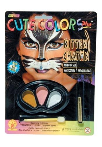 Set de maquillaje para gatos