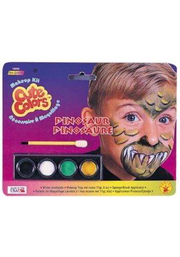 Kit de maquillaje de dinosaurios