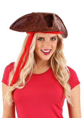 Sombrero de pirata caribeño