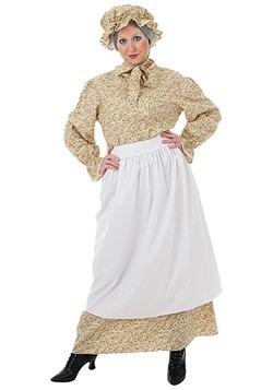 Disfraz de tía abuela adulta