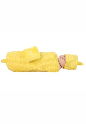 Traje de maíz en la mazorca infantil