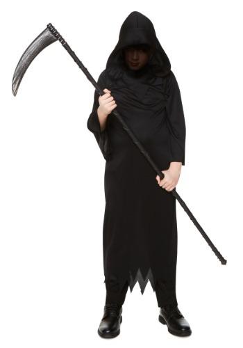 Disfraz de Grim Reaper para niño