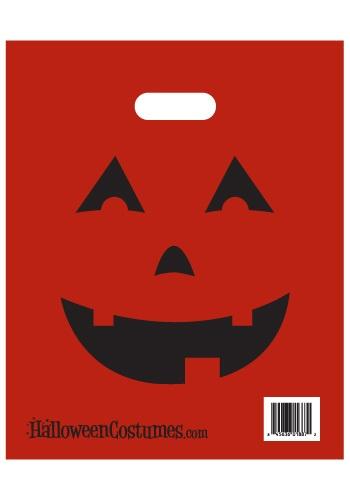 Bolsa de calabazas de Halloween para pedir dulce o truco