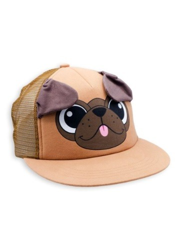 Gorra de Pickle the Pug