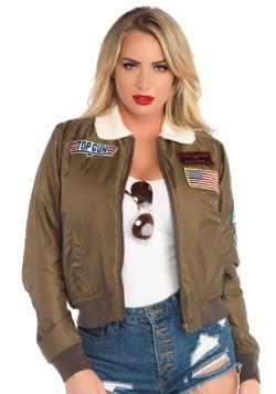 Chaqueta bomber mujer Top Gun