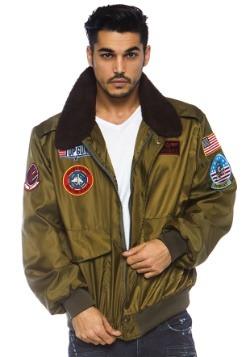 Top Gun Nylon Bomber Jacket para hombre