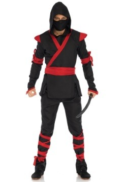 Disfraz de ninja adulto para hombres