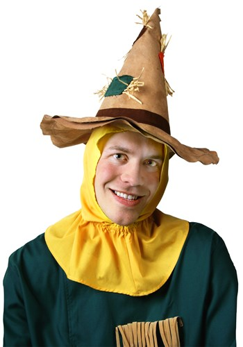 Sombrero de espantapájaros para adulto