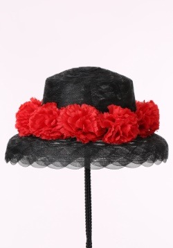 Para mujer Floral Derby Hat
