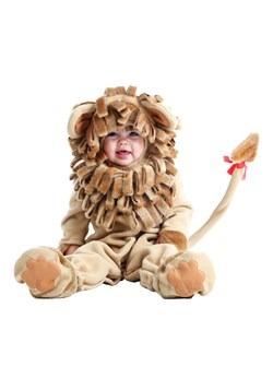 Disfraz de León para niños pequeño deluxe