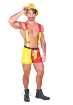 Disfraz de bombero sexy para hombre