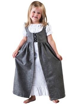 Disfraz de Feria Renacentista para niñas pequeñas
