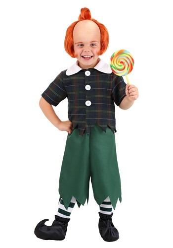 Disfraz de Munchkin para niños pequeños