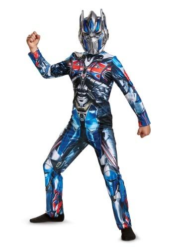 Traje clásico infantil Transformers 5 Optimus Prime