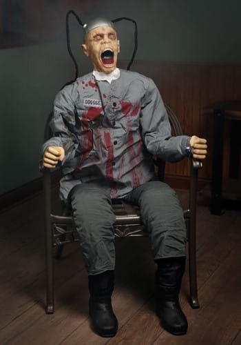 Decoración animada de corredor de la muerte