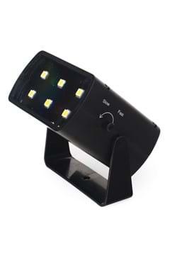 Luz estroboscópica intensa