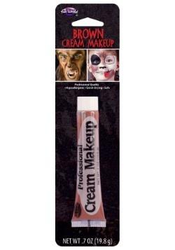 Maquillaje profesional en crema - Marrón