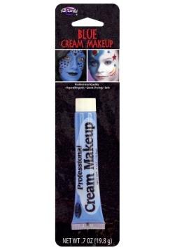 Maquillaje profesional en crema - Azul