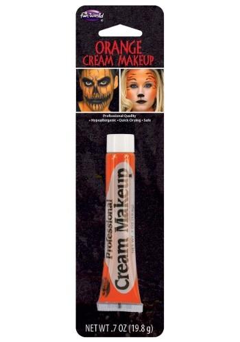 Maquillaje Profesional de Crema - Naranja