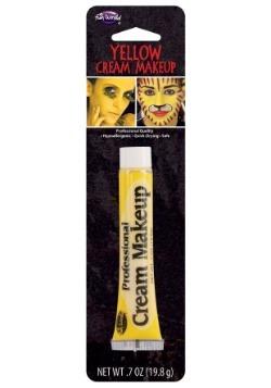 Maquillaje Profesional de Crema - Amarillo