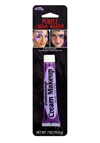 Maquillaje Profesional en Crema - Púrpura