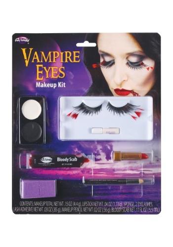 Kit de maquillaje de ojos de vampiro