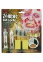Kit de maquillaje Scary Zombie