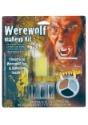 Kit de maquillaje de hombre lobo de miedo