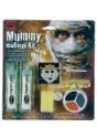 Kit de maquillaje de momia