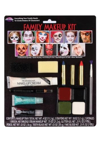 Kit de maquillaje familiar
