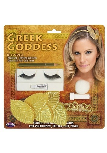 Kit de maquillaje de diosa griega