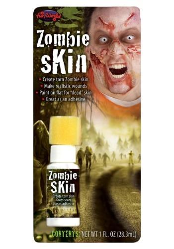 Latex líquido - Piel zombi